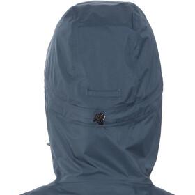 Bergans Letto Jacket Dame dark steel blue/dark navy/summersky